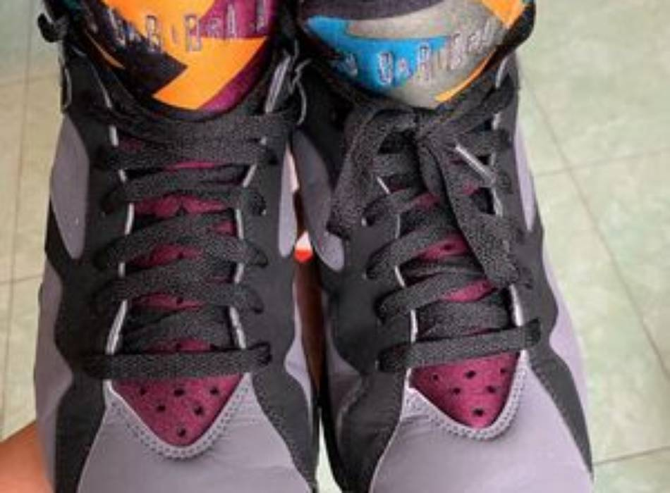 Jordan 7 retro 2015 bordeaux real